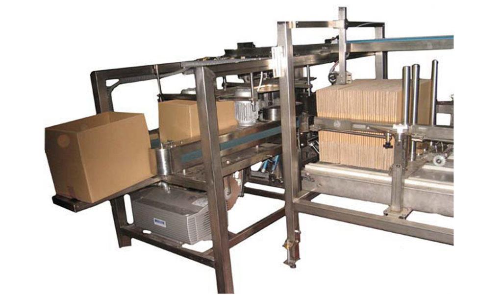 Automatska mašina za formiranje kutija