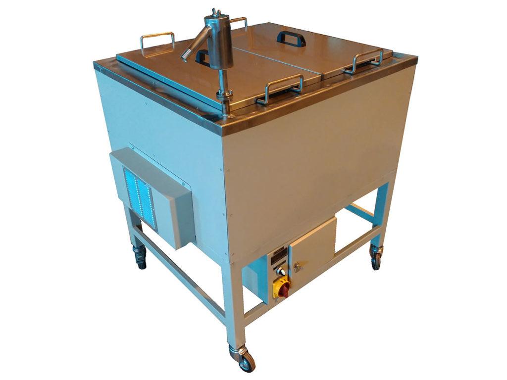 Rehidrator - blanšer komorni
