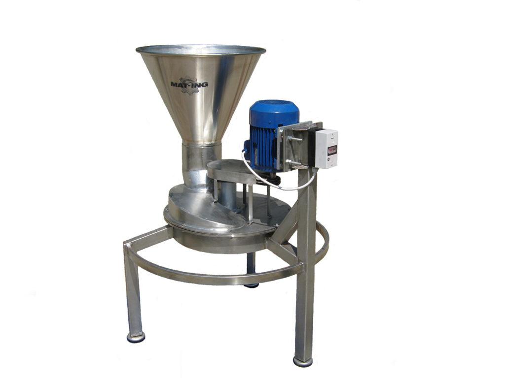 Mašina za rezanje voća i povrća na kolutove