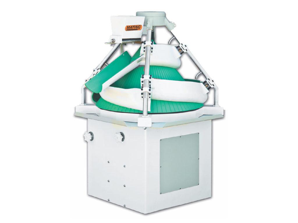 Mašina za okruglo oblikovanje testa