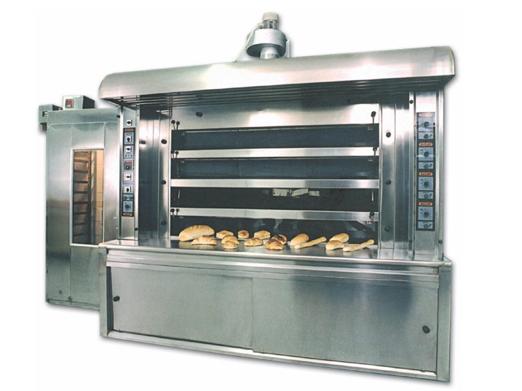 Parna pekarska peć